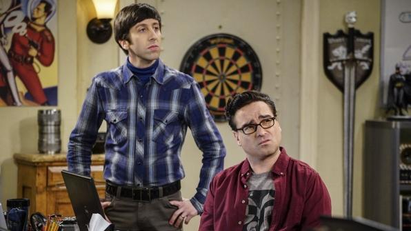 Howard and Leonard appear uncertain.