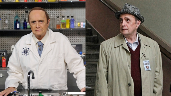 Bob Newhart - The Big Bang Theory, NCIS