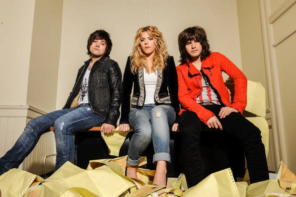 The Band Perry Perform on Live On Letterman