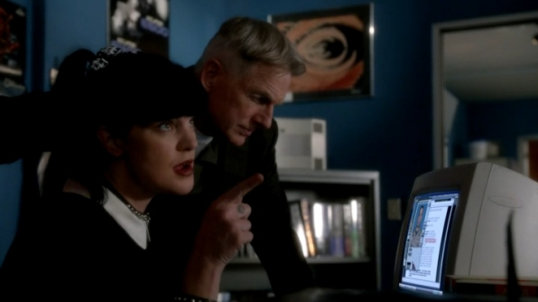 6. When Abby played teacher and scolded a safety manufacturer's representative.