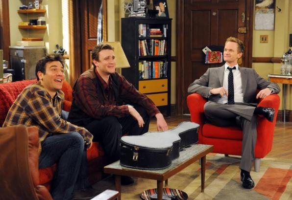 Ted, Marshall & Barney