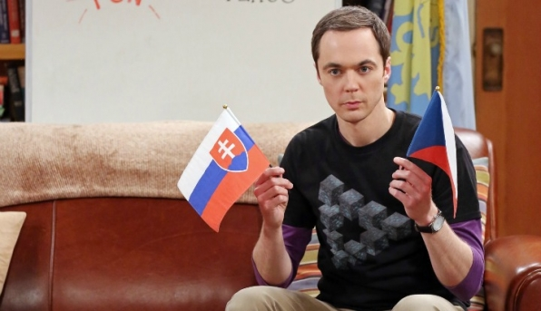 """Thankfully, all the things my girlfriend used to do can be taken care of with my right hand."" –Sheldon Cooper"
