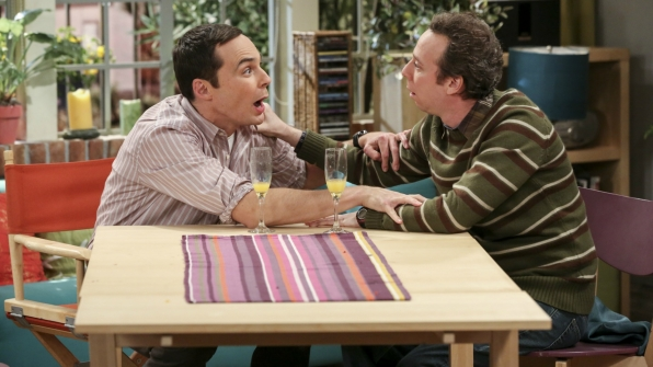 """The Big Bang Theory, """"The Fetal Kick Catalyst"""""""