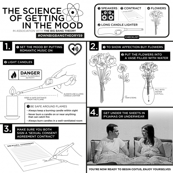 The Science Of Getting In The Mood
