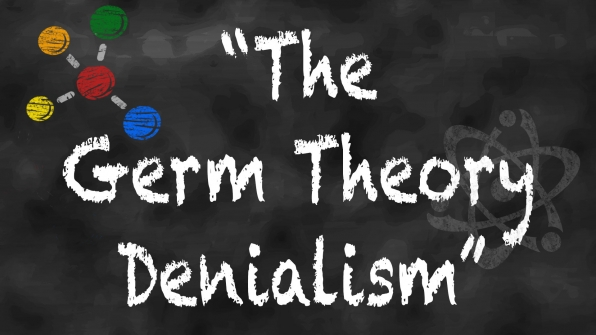 "Episode title or actual scientific theory: ""The Germ Theory Denialism"""