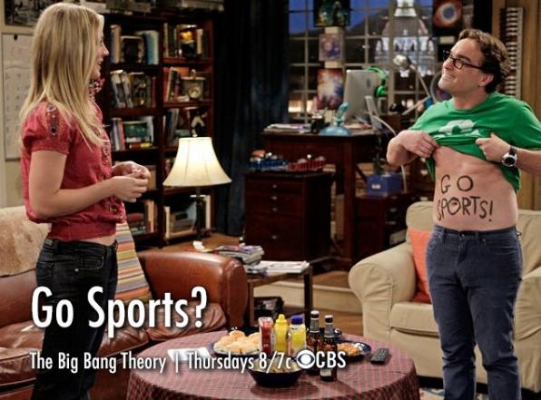 The Big Bang Theory Meme