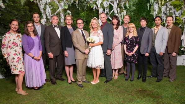Big Bang Theory season 10 premiere