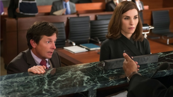 Alicia Florrick vs. Louis Canning