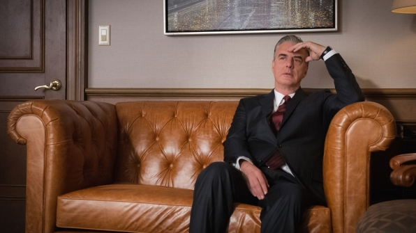 Chris Noth as Peter Florrick