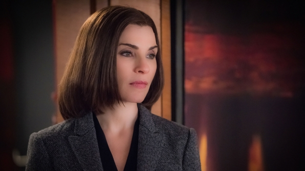 Julianna Margulies as Alicia Florrick