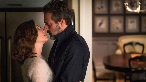 Alicia and Jason became entwined in a romantic affair on The Good Wife.