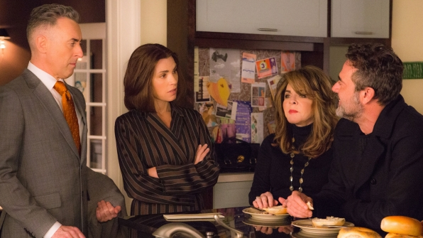 First Look: Look Who's Coming To Brunch - The Good Wife ...