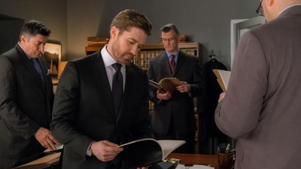 Matthew Morrison as AUSA Connor Fox