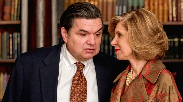 Oliver Platt - The Good Wife