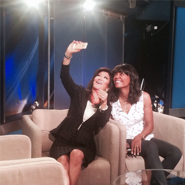 64. Julie Chen & Aisha Tyler - The Talk