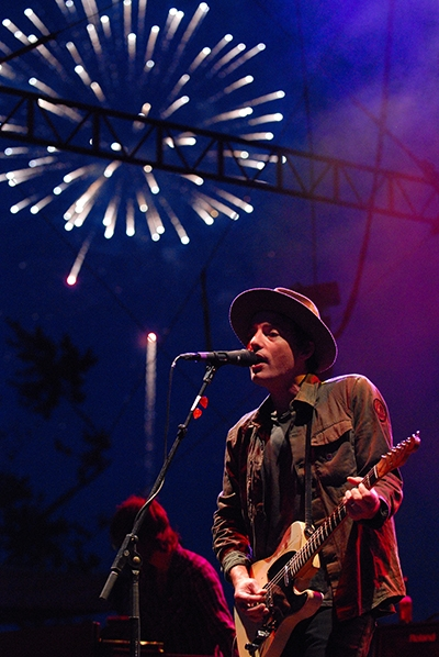 The Wallflowers Take the Stage