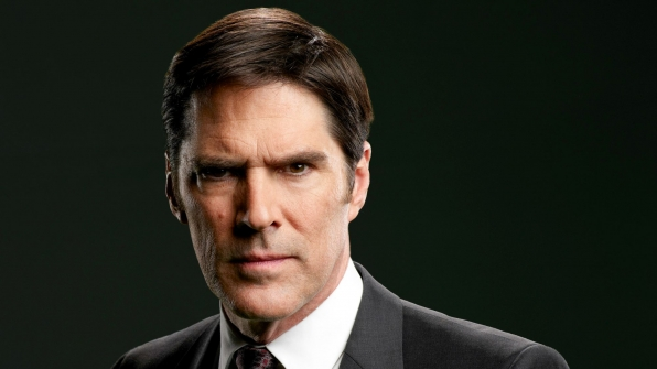 Thomas Gibson, Criminal Minds