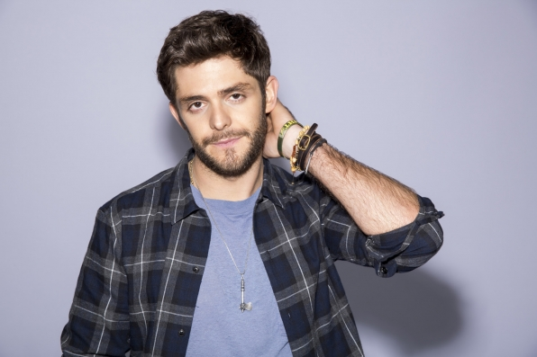 Thomas Rhett, nominated for New Male Vocalist Of The Year