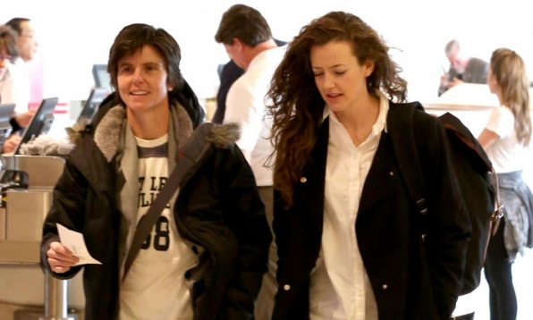 Tig Notaro + Stephanie Allynne = Tiphanie