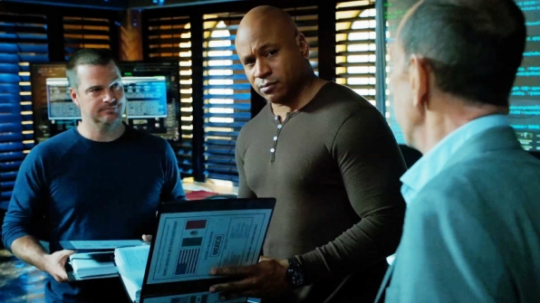 Inside NCIS: Los Angeles