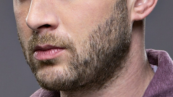 I wonder if this stubble makes him Happy.