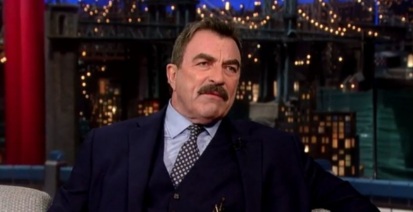 "4. Tom Selleck is 6'4""."