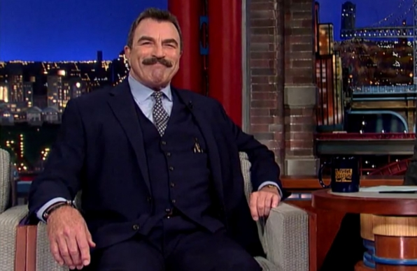 9. Tom Selleck holds the basketball record for shooting % at USC -- 1000% -- 2 for 2.