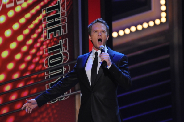 Neil Patrick Harris Hosts