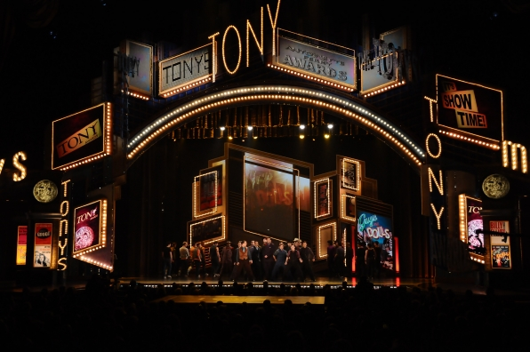 Tony Award Performances