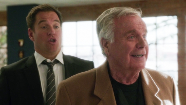 He reveals embarrassing facts about DiNozzo, Jr.