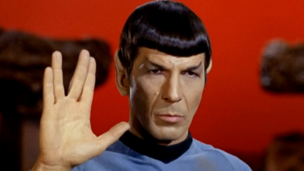 Spock (Leonard Nimoy), Star Trek: The Original Series