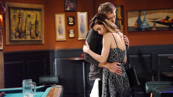 Victoria and Travis make amends.