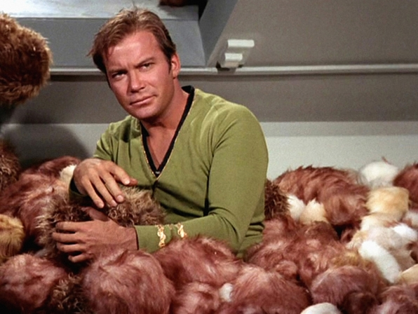 The Trouble with Tribbles (Star Trek: The Original Series, Season 2, Episode 15)