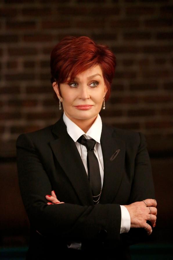 "Sharon Osbourne on ""CSI"""