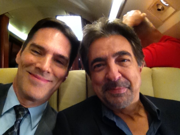 Hotch and Rossi