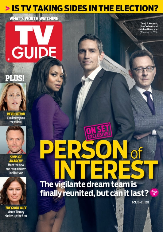 TV Guide Cover Stars