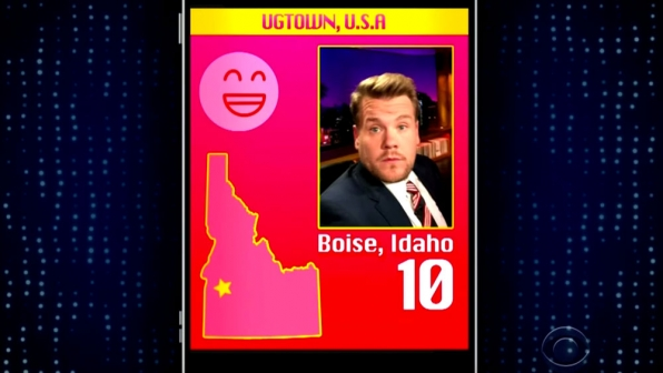 You might be a 10 in Boise ...