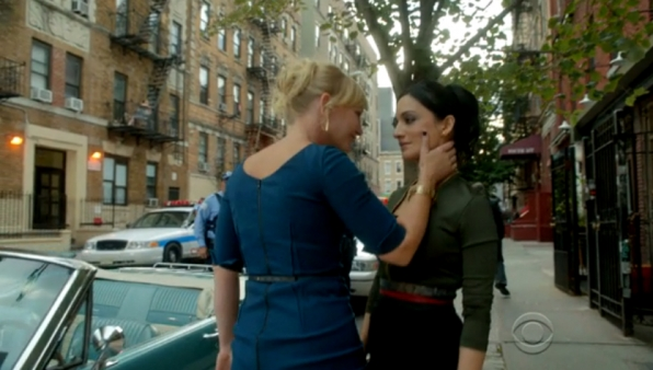 8. Does Kalinda have a love interest?