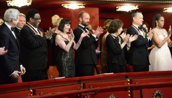 The Kennedy Center Honors, nominated for Outstanding Variety Special
