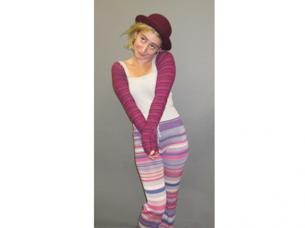 5. Quirky ruled the day in this look on the dancer/babysitter/friend Jennifer.