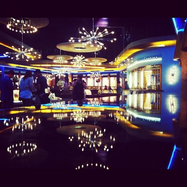 At the Savoy