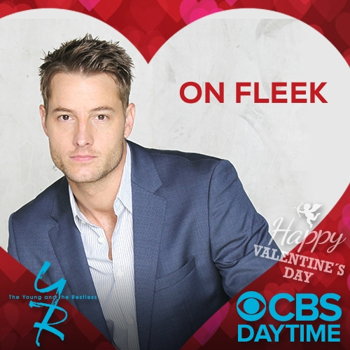 Adam Newman always gets our hearts pumping.