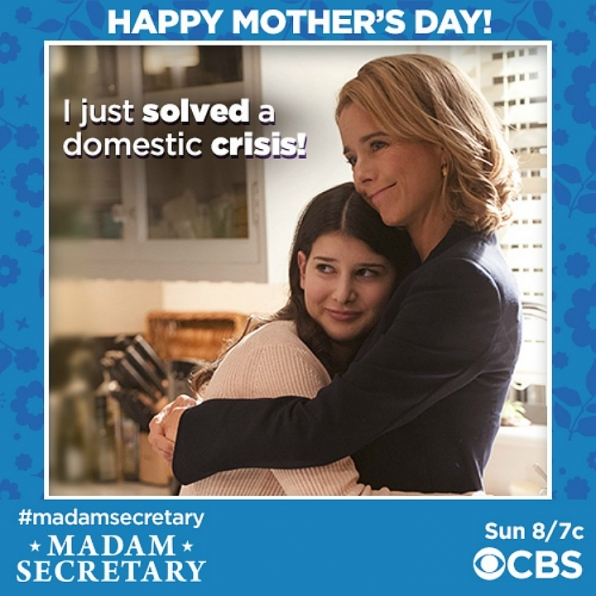 Here's hoping your Mother's Day is without incident!