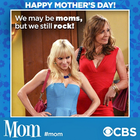 Here's to all the rockin' moms!