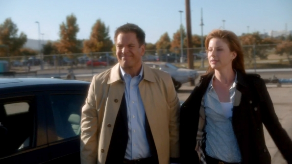 6. She has witty banter with DiNozzo.