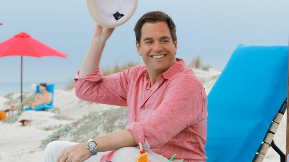 Anthony DiNozzo from NCIS