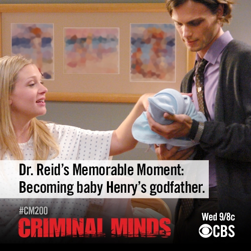 Reid's Memorable Moment