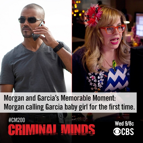 Morgan and Garcia's Memorable Moment