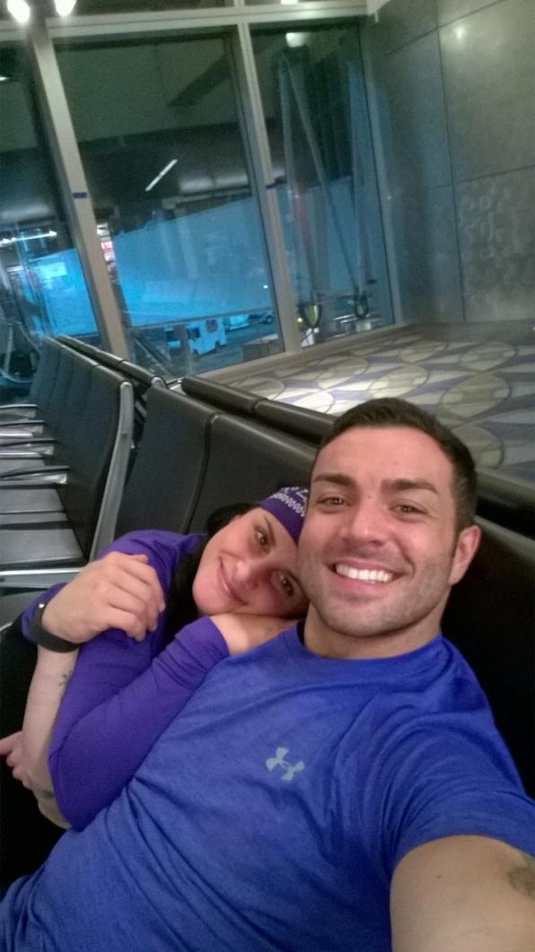 Airport love