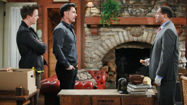 Dollar Bill Spencer goes on the hunt for Quinn after learning what she did to Liam.